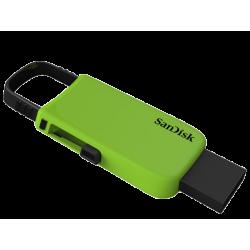 זיכרון נייד SanDisk Cruzer U 64GB SDCZ59-064G
