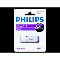 זיכרון נייד Philips 64GB