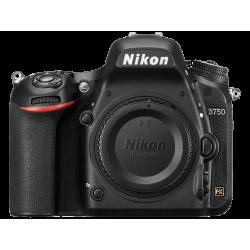 מצלמה רפלקס DSLR Nikon D750 Body הדר