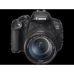 מצלמת רפלקס Canon 700D + 18-135 STM קרט