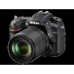 מצלמת רפלקס DSLR Nikon D7200 + 18-105VR הדר