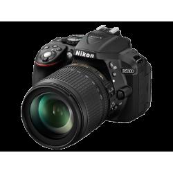 מצלמת רפלקס DSLR Nikon D5300 + 18-105VR הדר