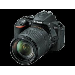 מצלמת רפלקס Nikon D5500 + 18-140AFS DSLR הדר