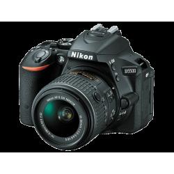 מצלמת רפלקס Nikon D5500 + 18-55VR2 DSLR הדר