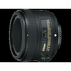 עדשה Nikon AF-S DX NIKKOR 50mm f/1.8G הדר