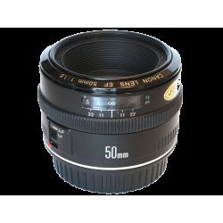 עדשה EF 50mm f/1.8 II קרט