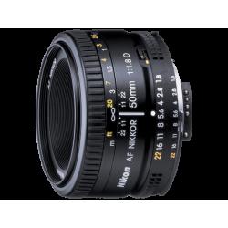 עדשה Nikon AF-S Nikkor 50mm f/1.8D הדר