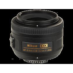 עדשה Nikon AF-S DX NIKKOR 35mm f/1.8G הדר