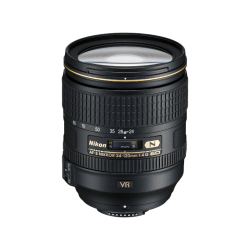 עדשה Nikon AF-S NIKKOR 24-120mm f/4G ED VR הדר