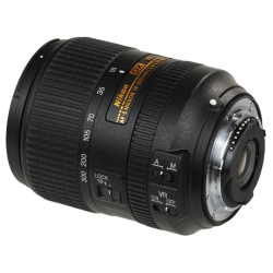 עדשה Nikon AF-S DX NIKKOR 18-300mm f/3.5-5.6G ED VR הדר