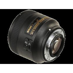 עדשה Nikon AF-S NIKKOR 85mm f/1.8G הדר