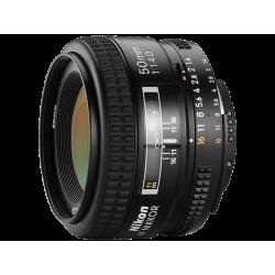 עדשה Nikon AF Nikkor 50mm f/1.4D הדר