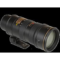עדשה Nikon AF-S VR Zoom-Nikkor 70-200mm f/2.8G ED VR II הדר