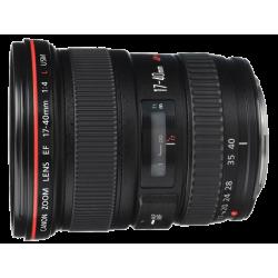 עדשה Canon EF 17-40mm f/4.0L USM קרט