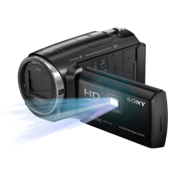 מצלמת וידאו Sony HDR-PJ410 ישפאר