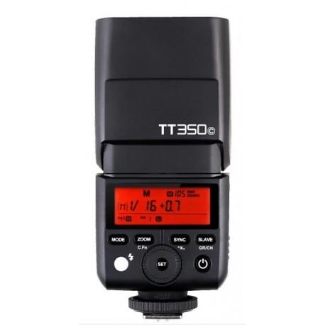 פלאש Godox Speedlite TT350c למצלמות Canon