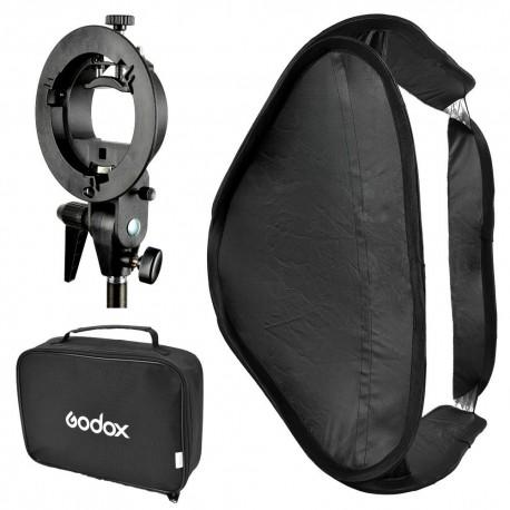 סופטבוקס GODOX-SFUV6060 60x60cm Softbox
