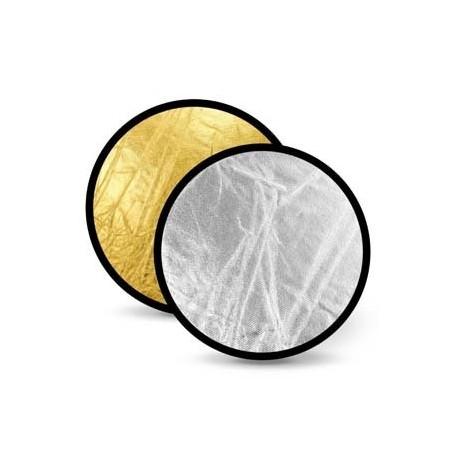 """רפלקטור דו-צדדי זהוב וכסוף 110 ס""""מ של Godox"""