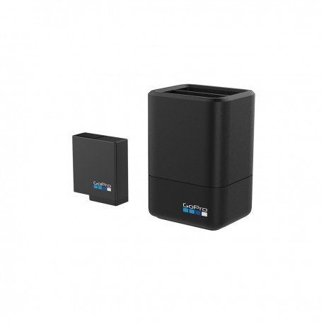 GoPro Dual Battery Charger For Hero 5 Black + Battery