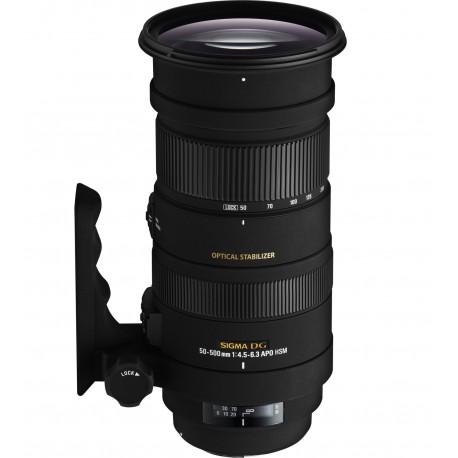 SIGMA 50-500mm ART