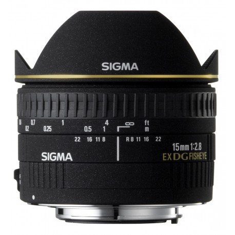 SIGMA 15mm