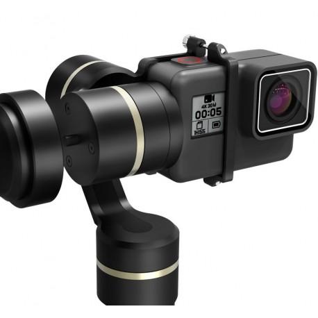 מייצב גימבל Feiyu G5 למצלמות Go Pro ומצלמות ספורט