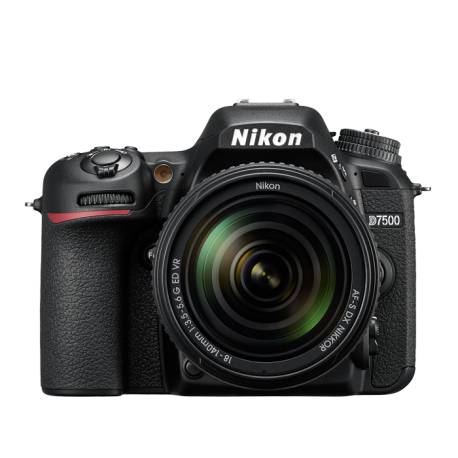 Nikon DSLR D7500 + 18-300/6.3 AFSVR קיט