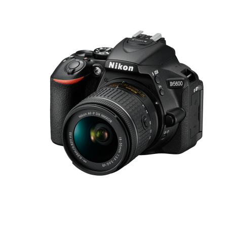 Nikon DSLR D5600 + 18-55 AFPVR קיט