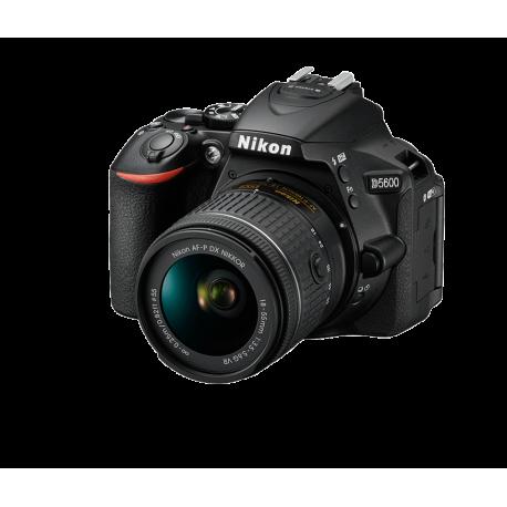 Nikon DSLR D5600 + 18-55+70-300VR קיט