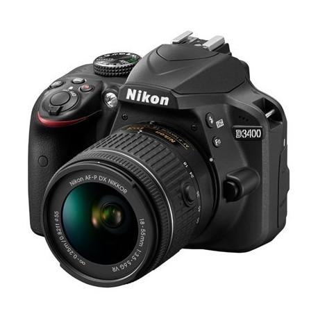 Nikon DSLR D3400 + 18-105VR קיט