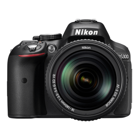 מצלמת רפלקס DSLR Nikon D5300 Body הדר
