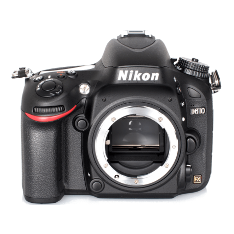 מצלמת רפלקס Nikon DSLR D610 Body הדר