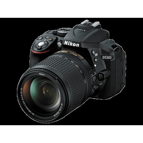 מצלמת רפלקס DSLR Nikon D5300 + 18-140AFS הדר