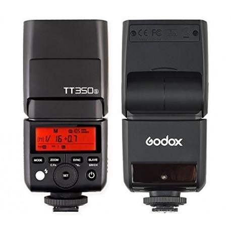 פלאש Godox Speedlite TT350s למצלמות Sony